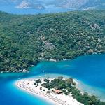 На море в Турция