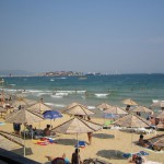 На море в България